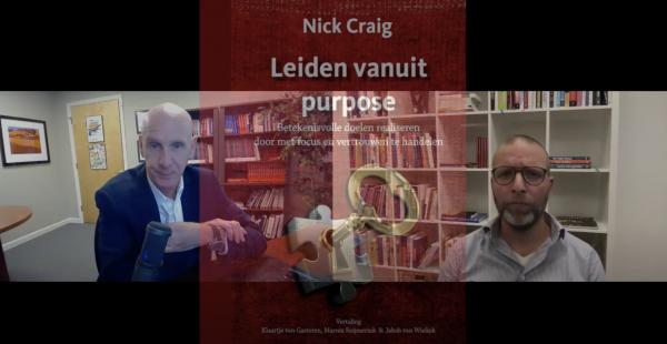 Officiële lancering 'Leiden vanuit Purpose'!